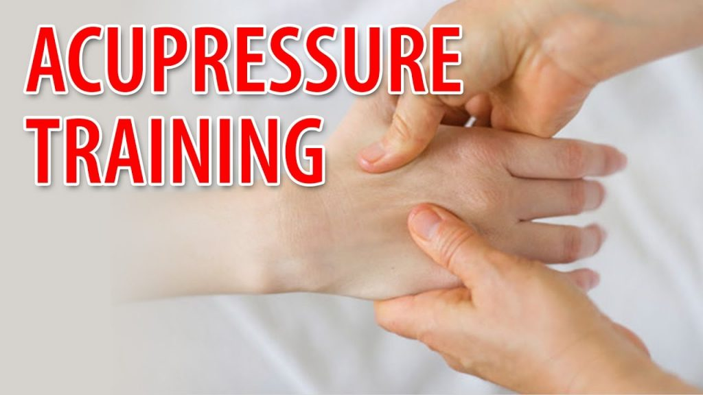 Acupressure Training – Education and Skills for that Modern
